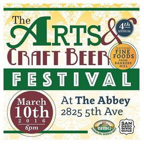 160310 Arts and Craft Beer Festival