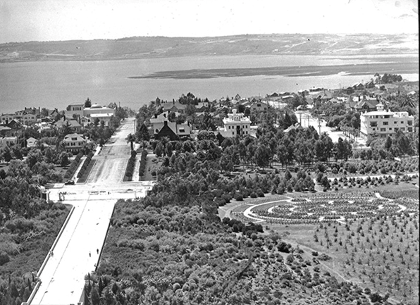 Bankers Hill, 1918